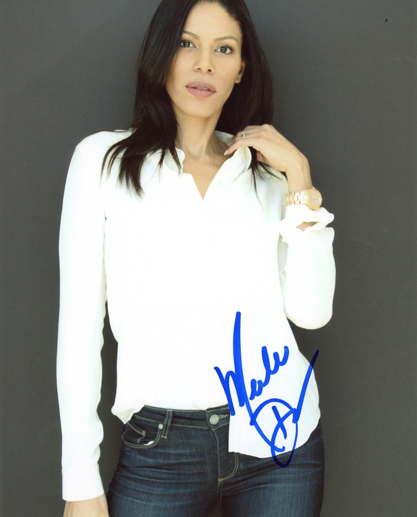 Merle Dandridge Signed Photo