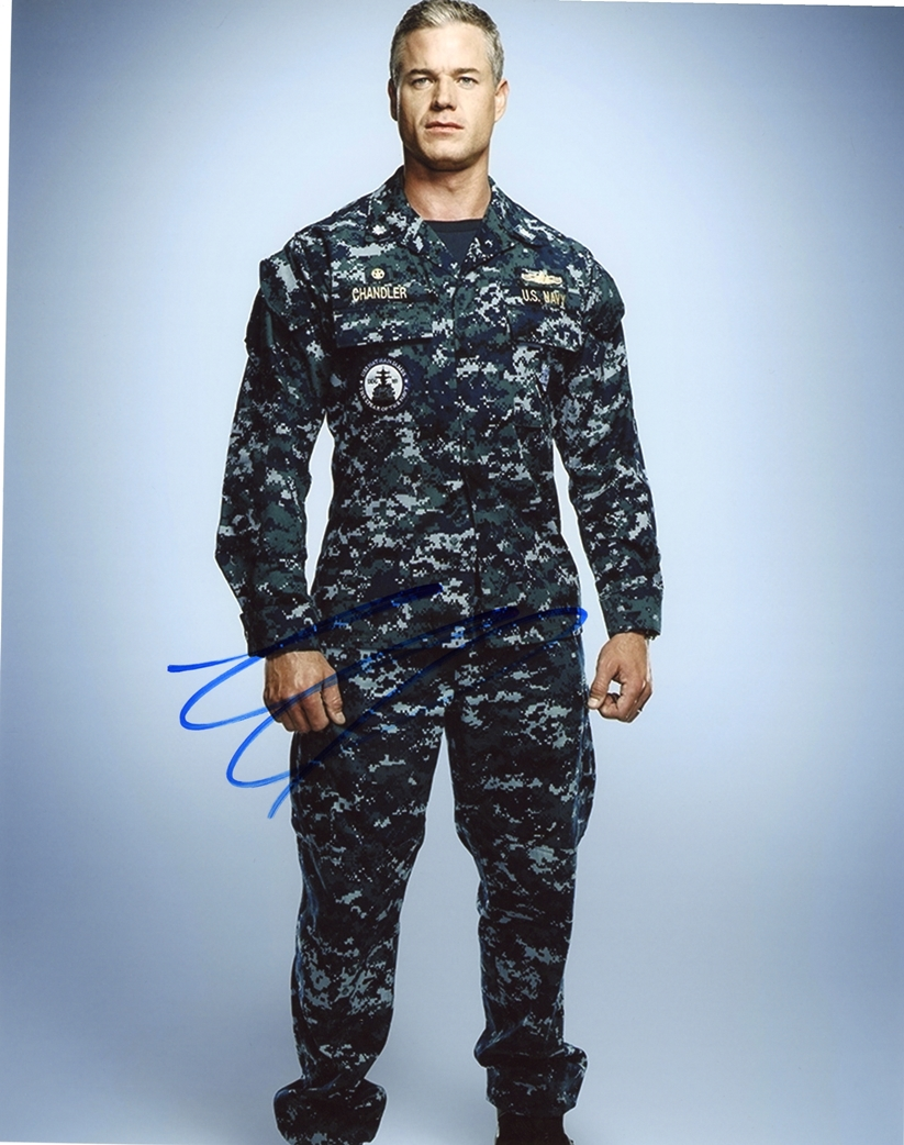 Eric Dane Signed Photo