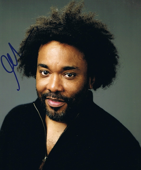 Lee Daniels Signed Photo
