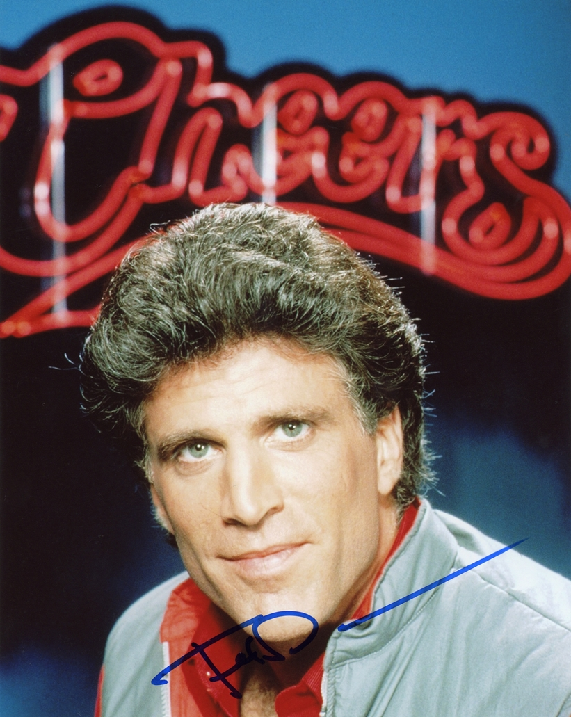 Ted Danson Signed Photo