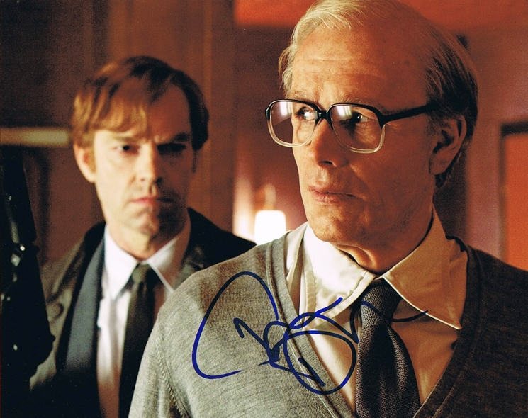 James D'Arcy Signed Photo