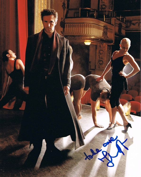 Jack Davenport Signed Photo