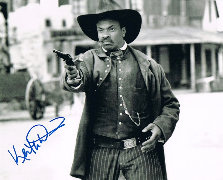Keith David Signed Photo