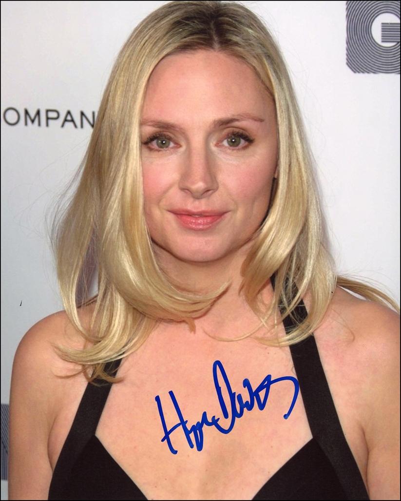 Hope Davis Signed Photo