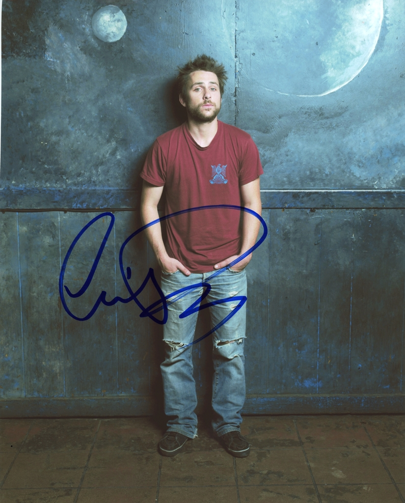 Charlie Day Signed Photo
