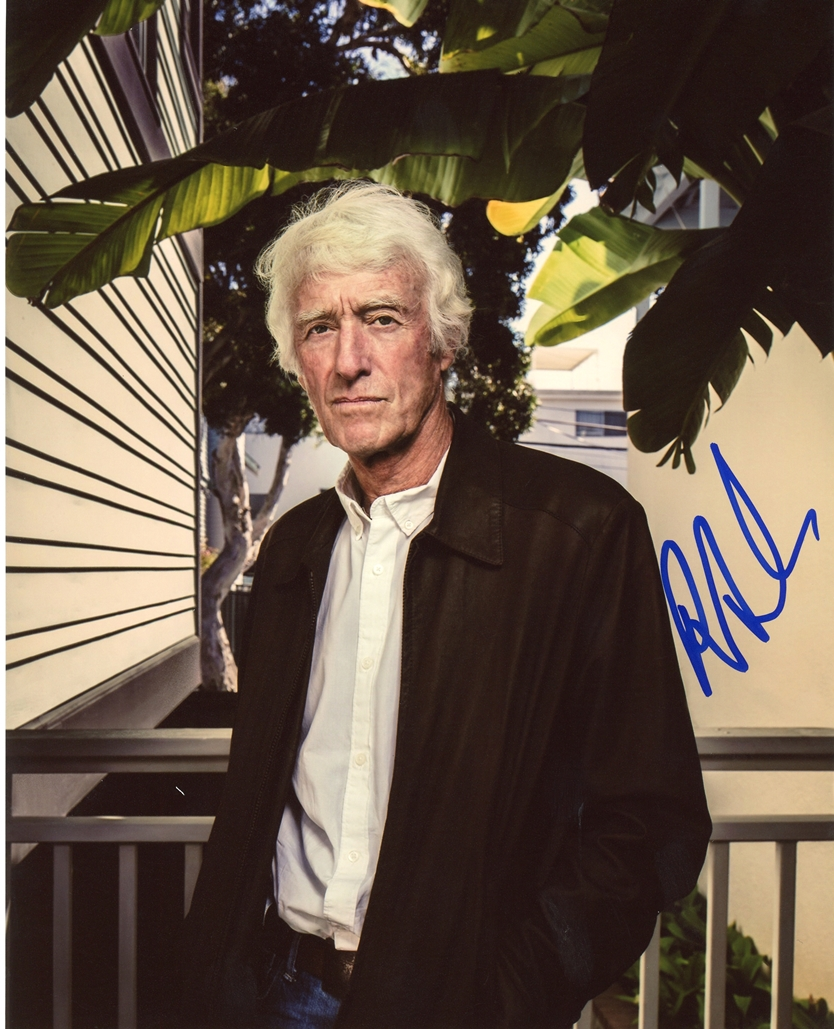 Roger Deakins Signed Photo