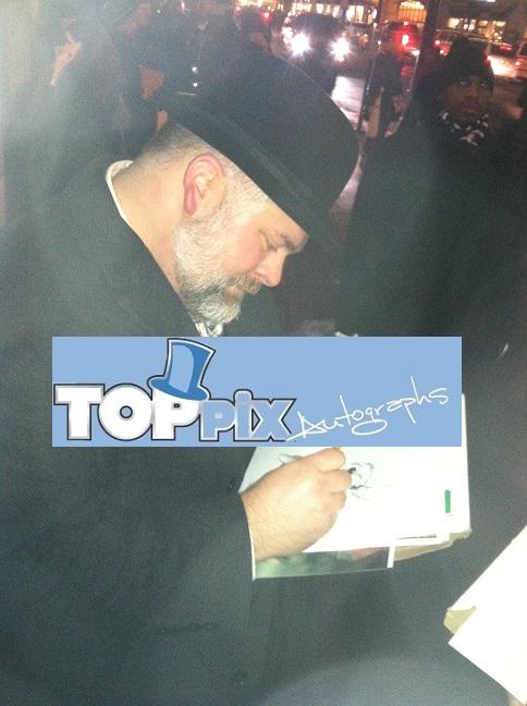 Dean DeBlois Signing