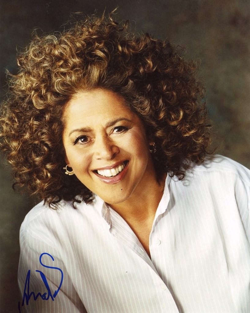 Anna Deavere-Smith Signed Photo