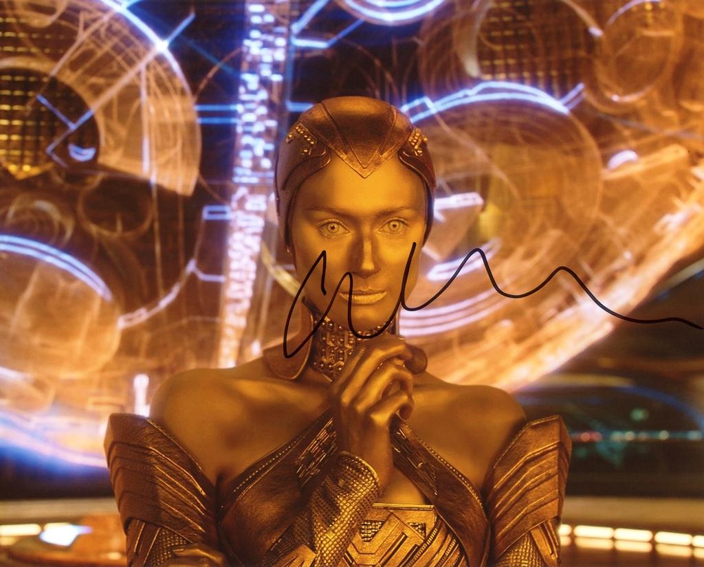 Elizabeth Debicki Signed Photo