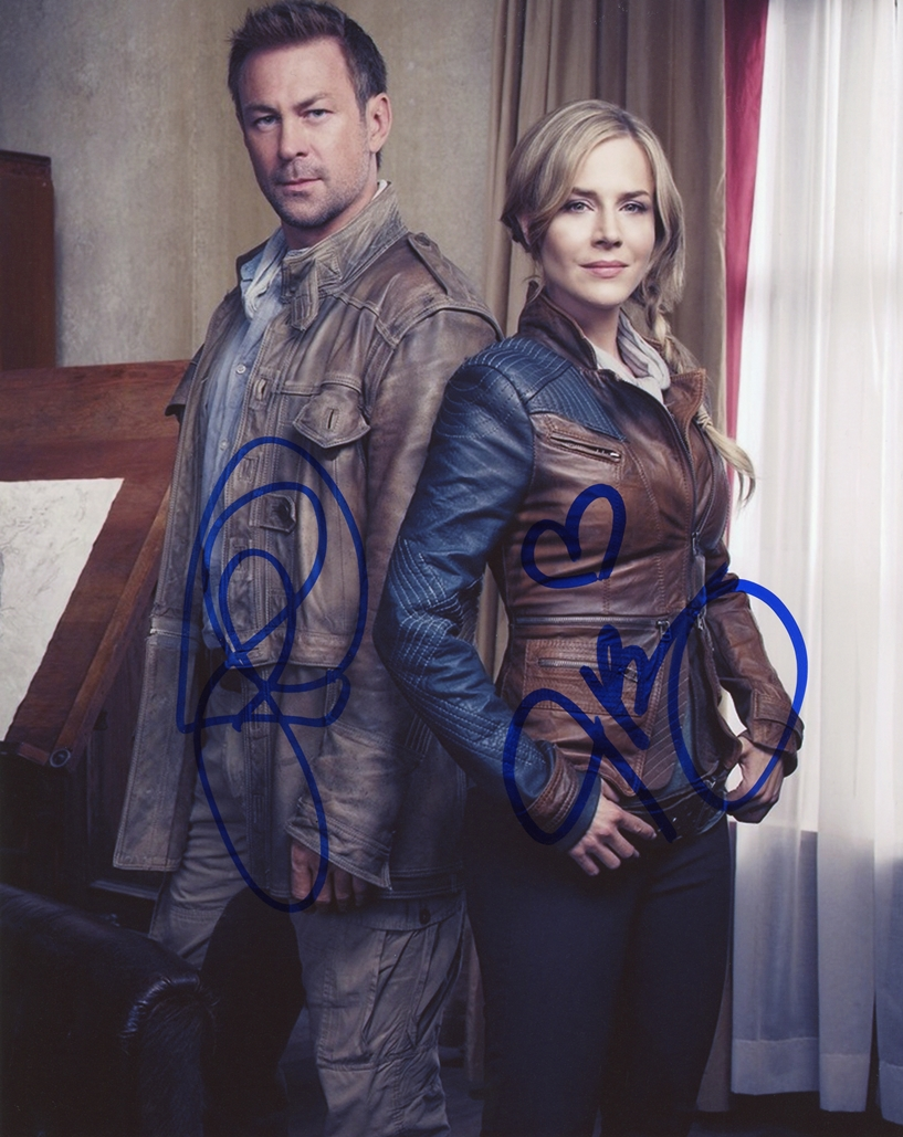 Defiance Signed Photo