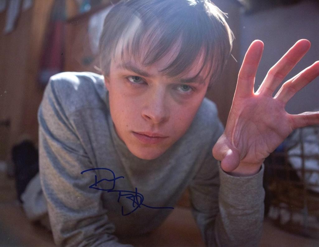 Dane DeHaan Signed Photo