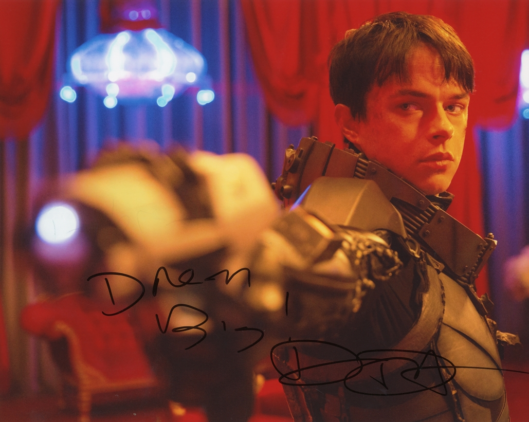 Dane DeHaan Signed Photo