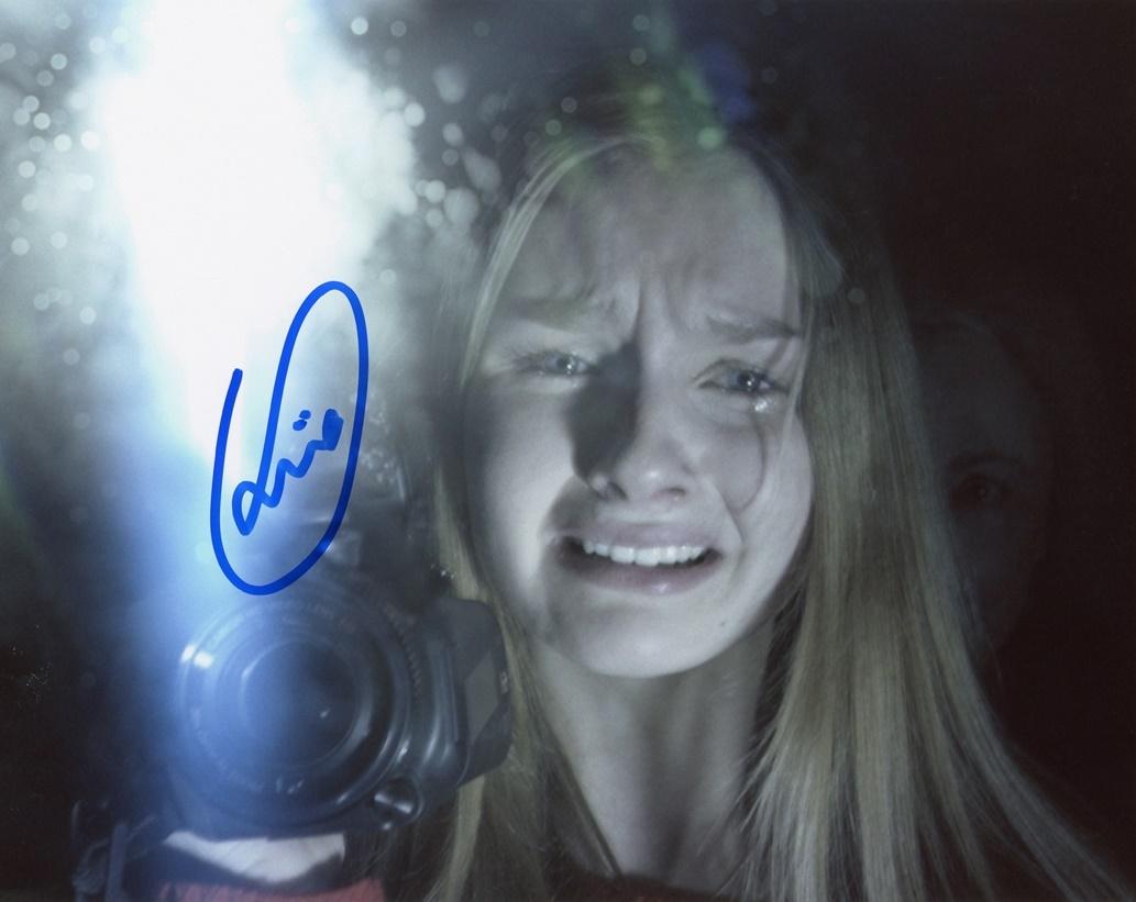 Olivia DeJonge Signed Photo