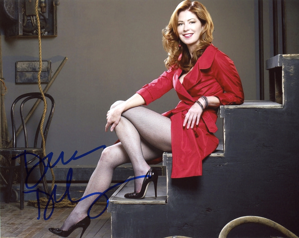 Dana Delany Signed Photo