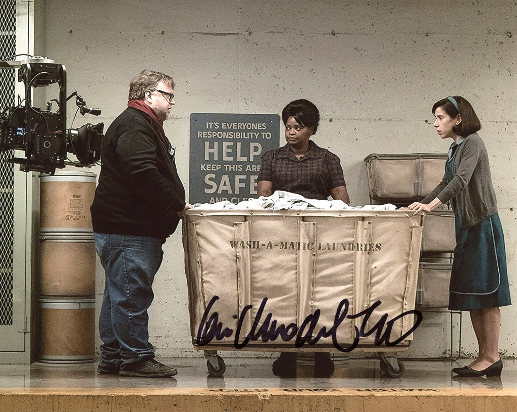 Guillermo Del Toro Signed Photo