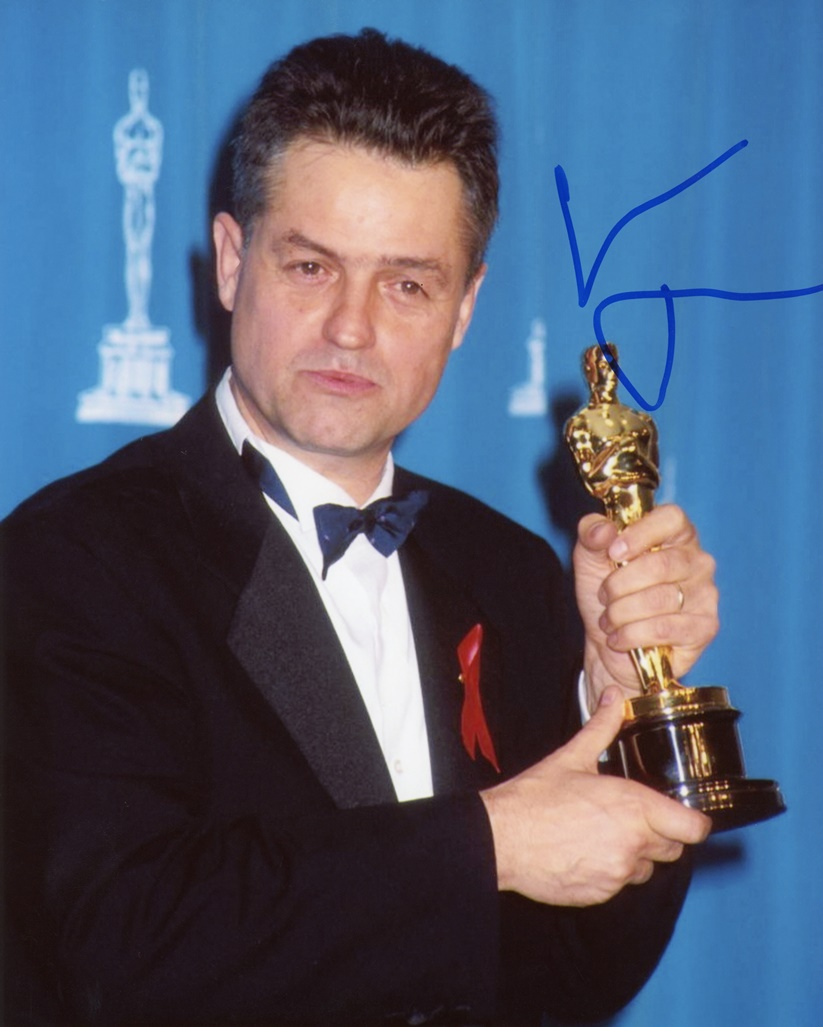 Jonathan Demme Signed Photo