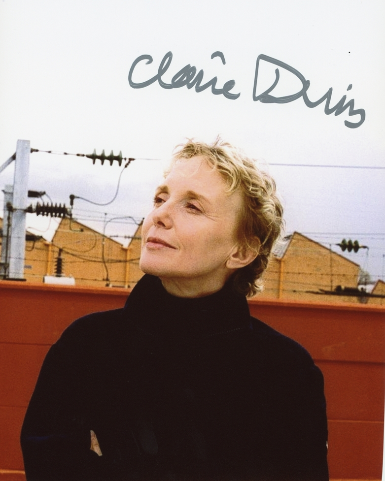 Claire Denis Signed Photo