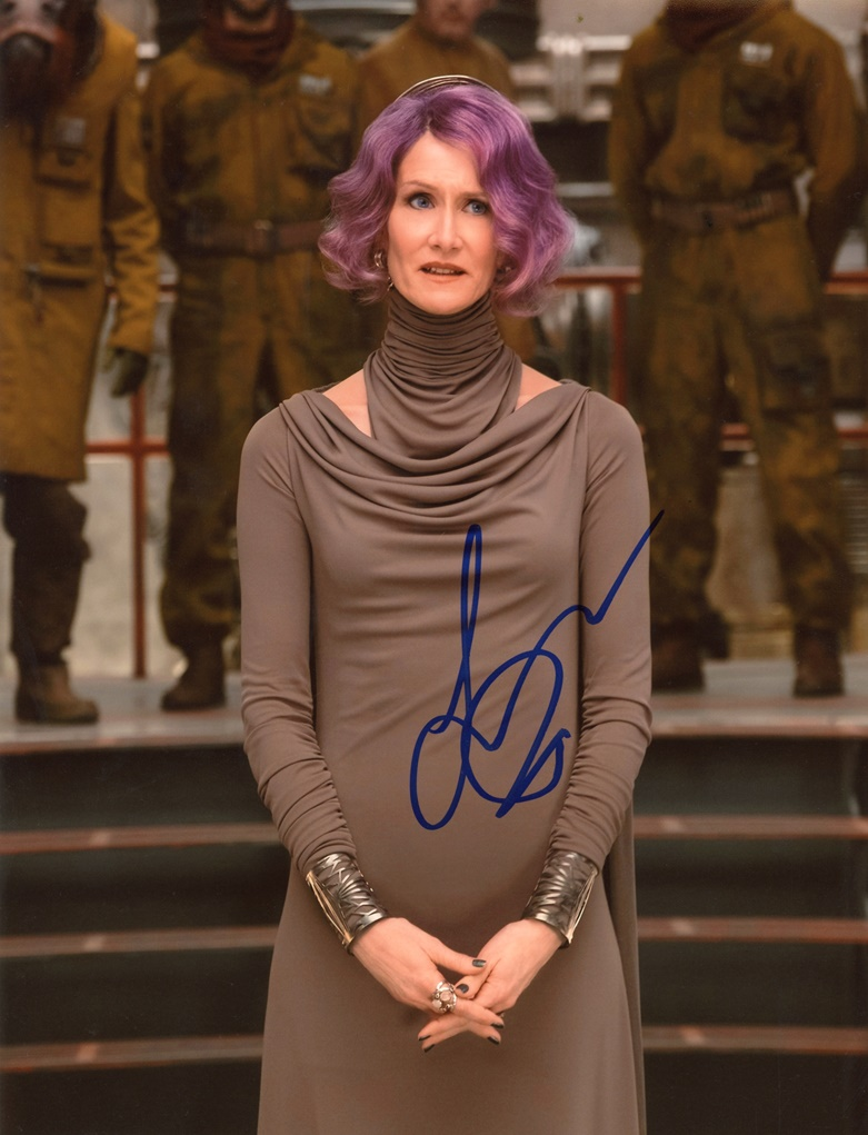 Laura Dern Signed Photo