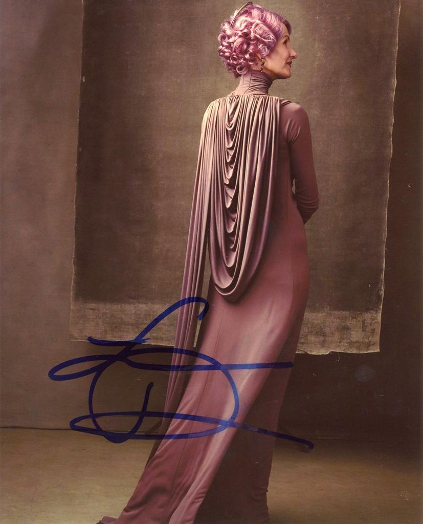 Laura Dern Signed Photo