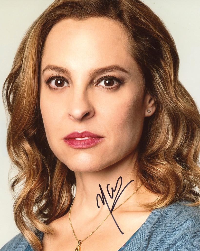 Marina de Tavira Signed Photo