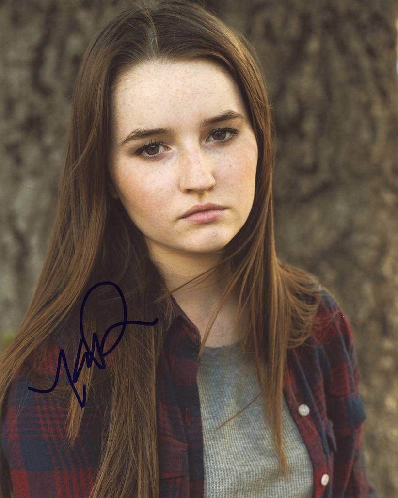 Kaitlyn Dever Signed Photo