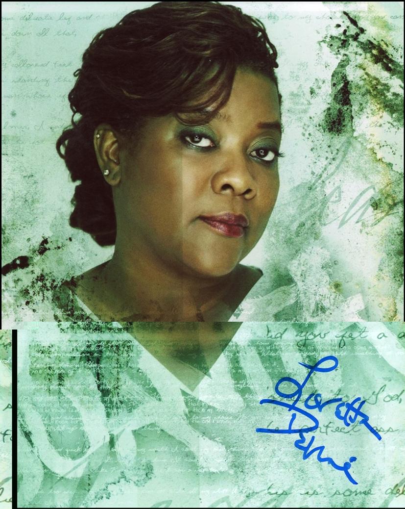 Loretta Devine Signed Photo