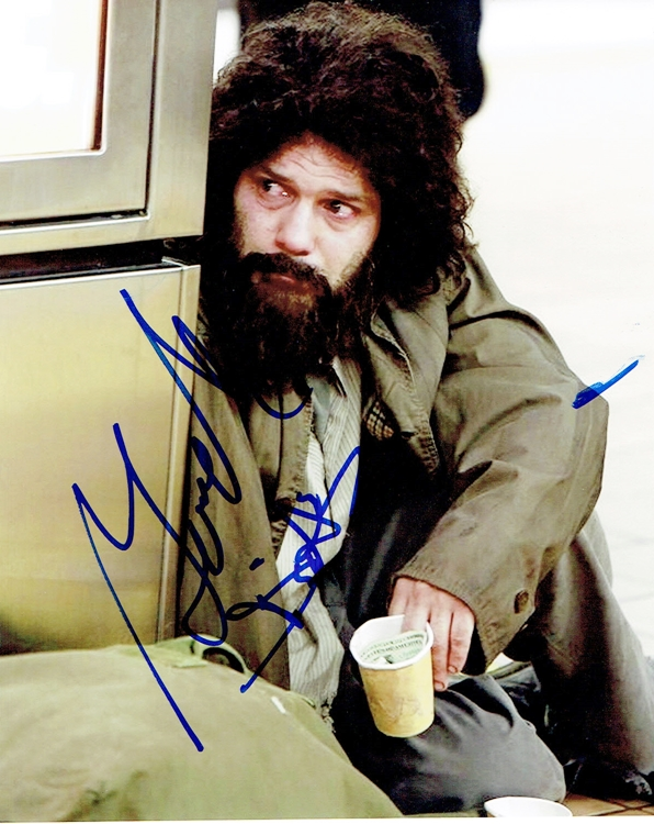 Guillermo Diaz Signed Photo