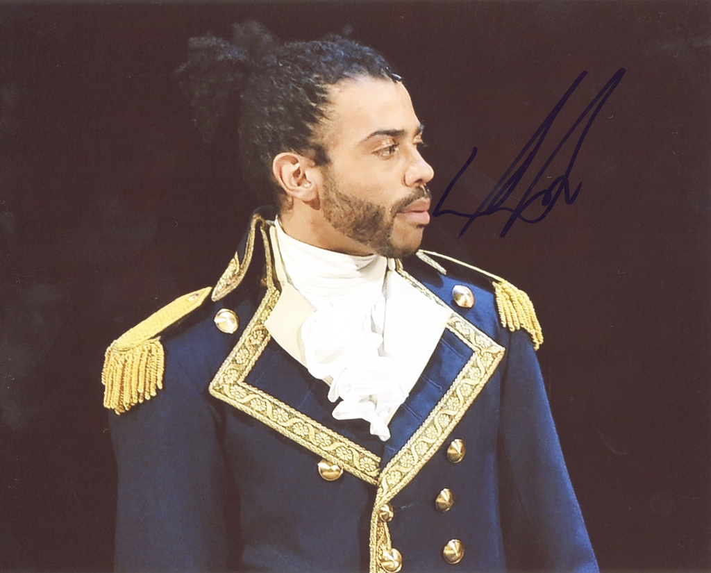 Daveed Diggs Signed Photo