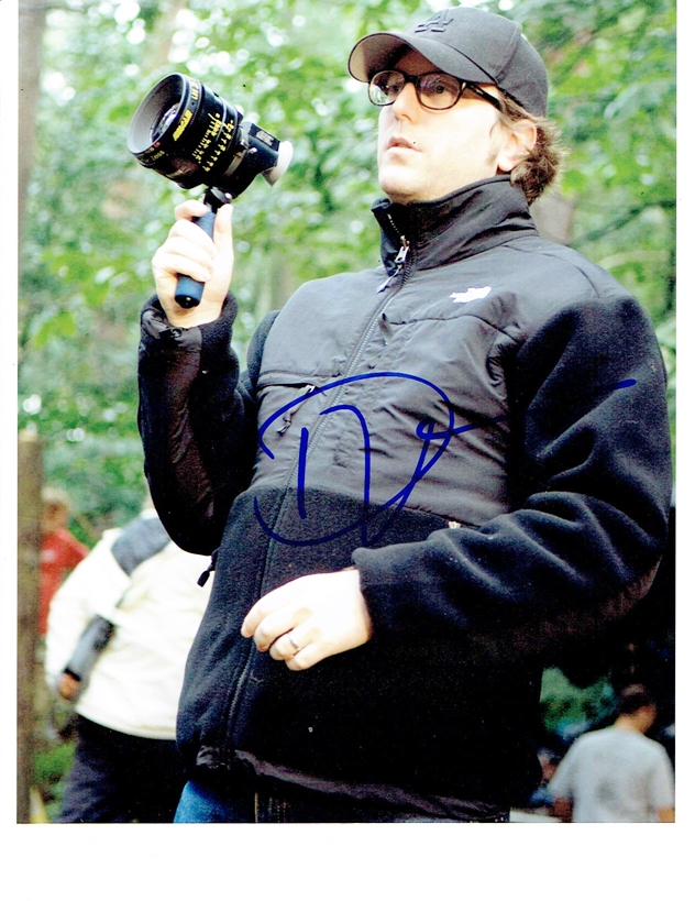 David Dobkin Signed Photo