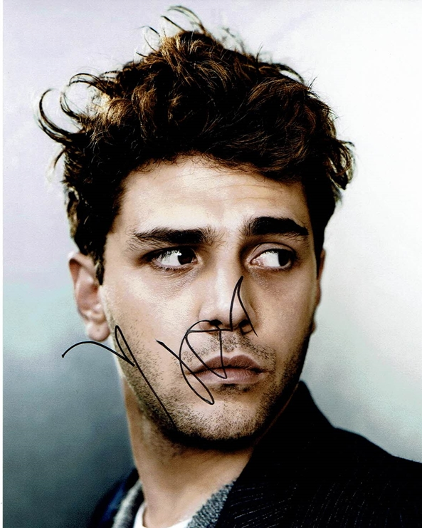 Xavier Dolan Signed Photo
