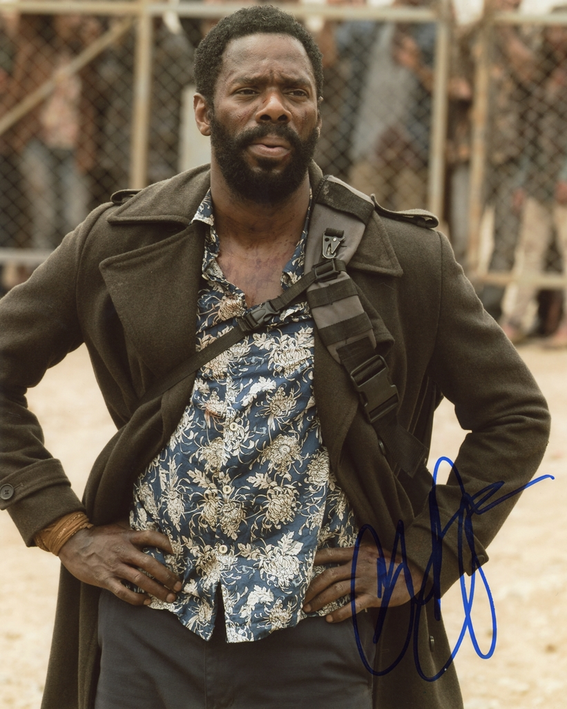 Colman Domingo Signed Photo