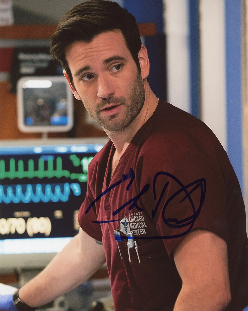 Colin Donnell Signed Photo