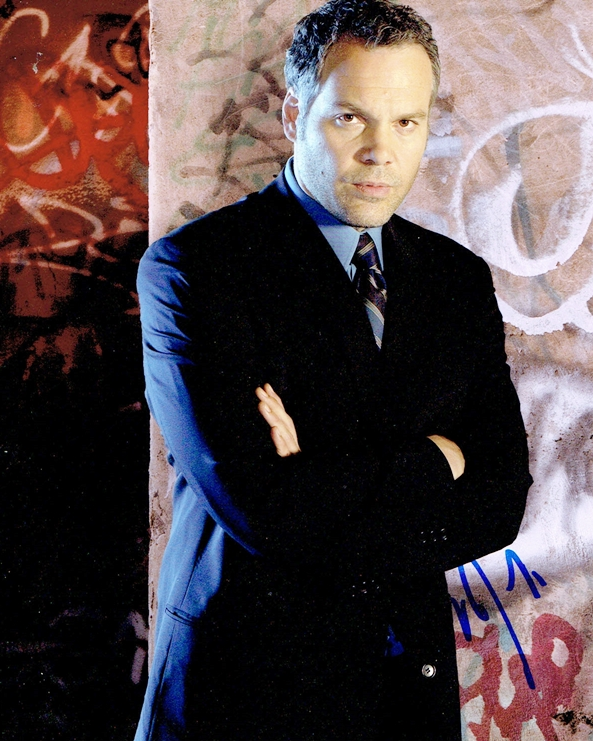 Vincent D'Onofrio Signed Photo
