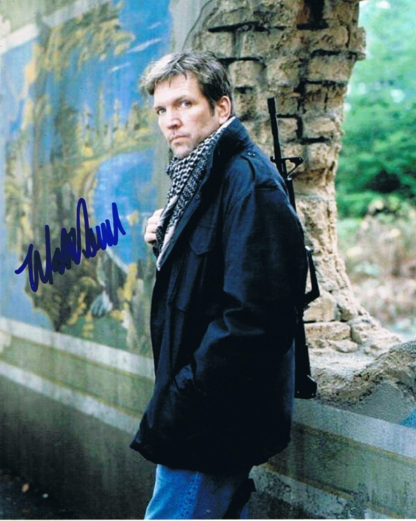 Martin Donovan Signed Photo