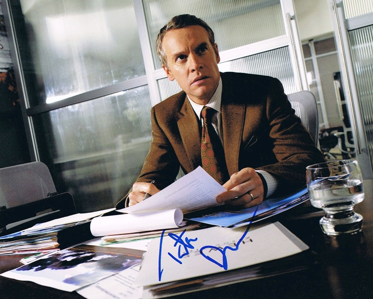 Tate Donovan Signed Photo