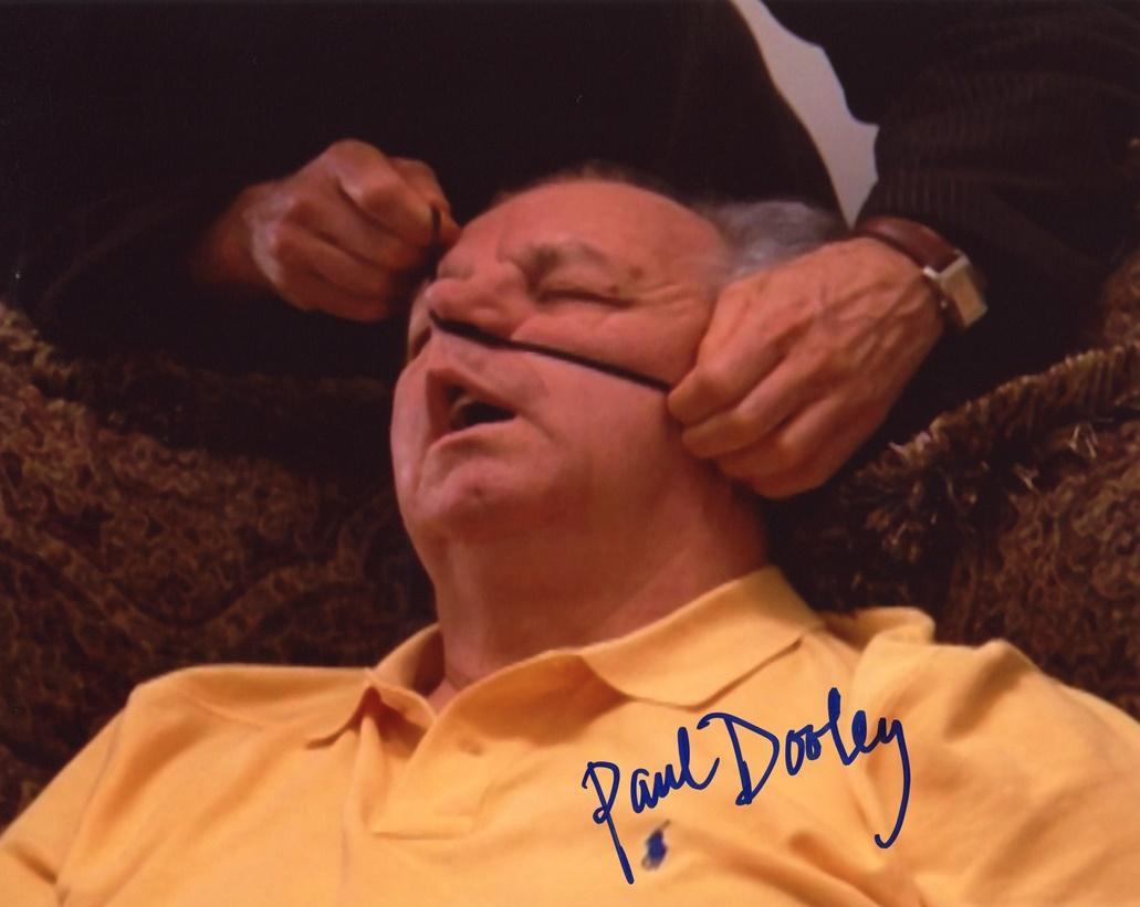 Paul Dooley Signed Photo