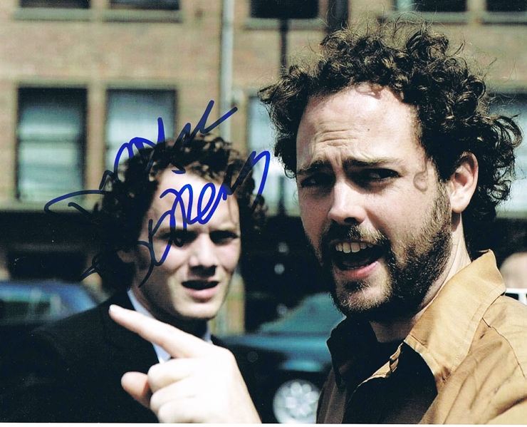 Drake Doremus Signed Photo