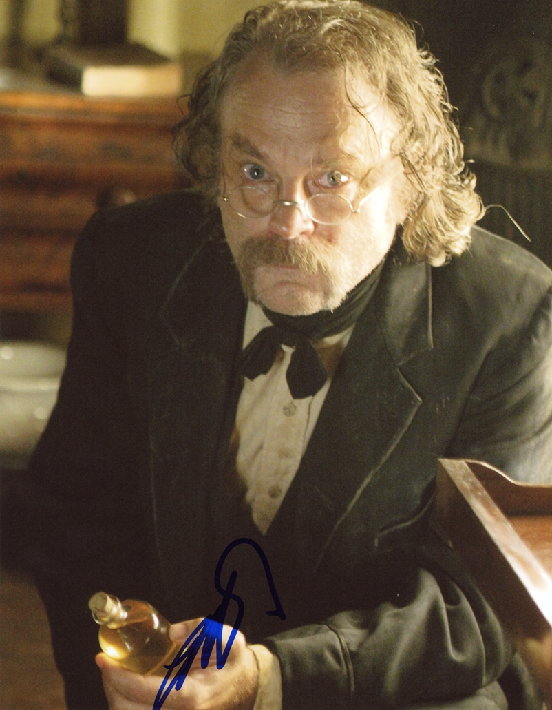 Brad Dourif Signed Photo