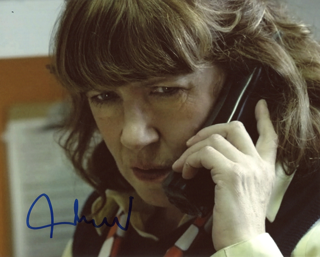 Ann Dowd Signed Photo
