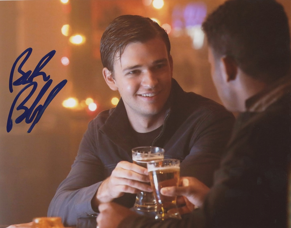 Burkely Duffield Signed Photo
