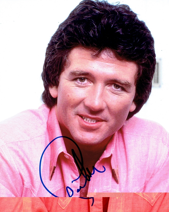 Patrick Duffy Signed Photo
