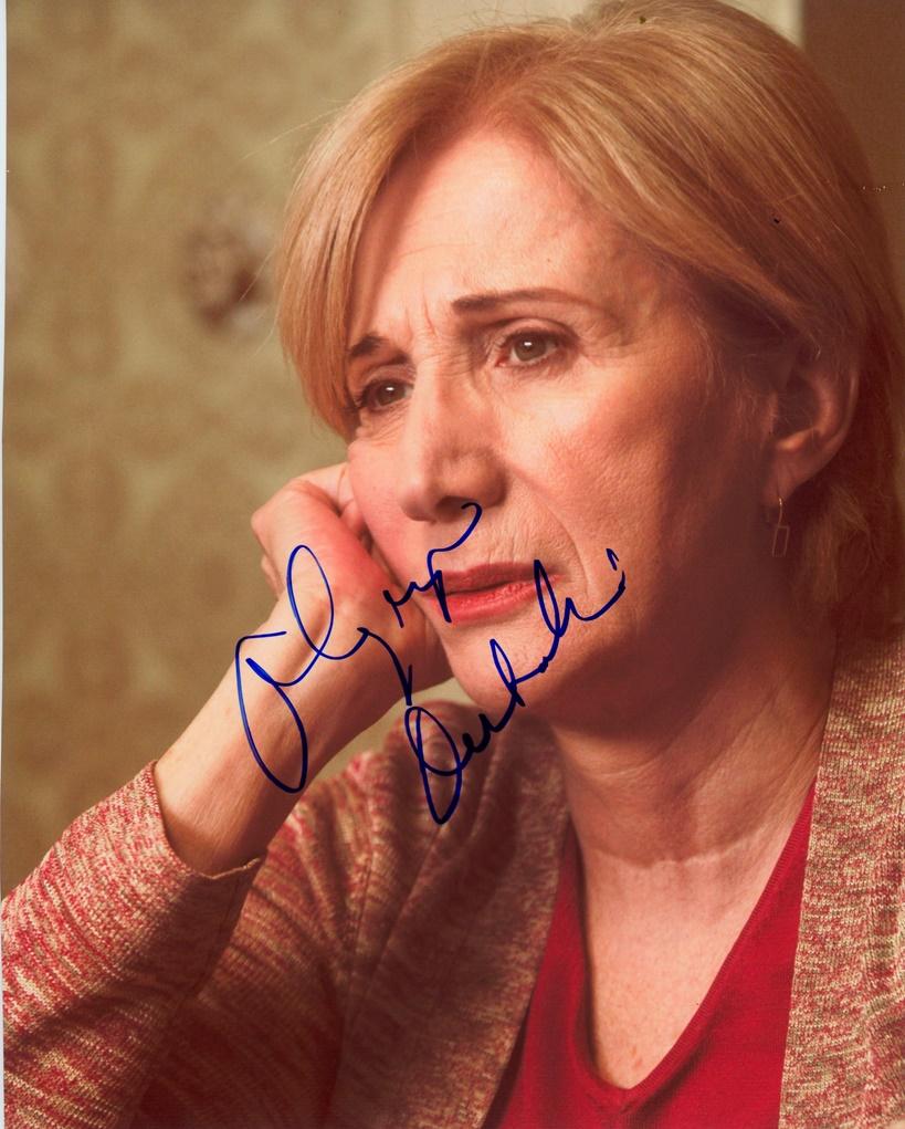 Olympia Dukakis Signed Photo