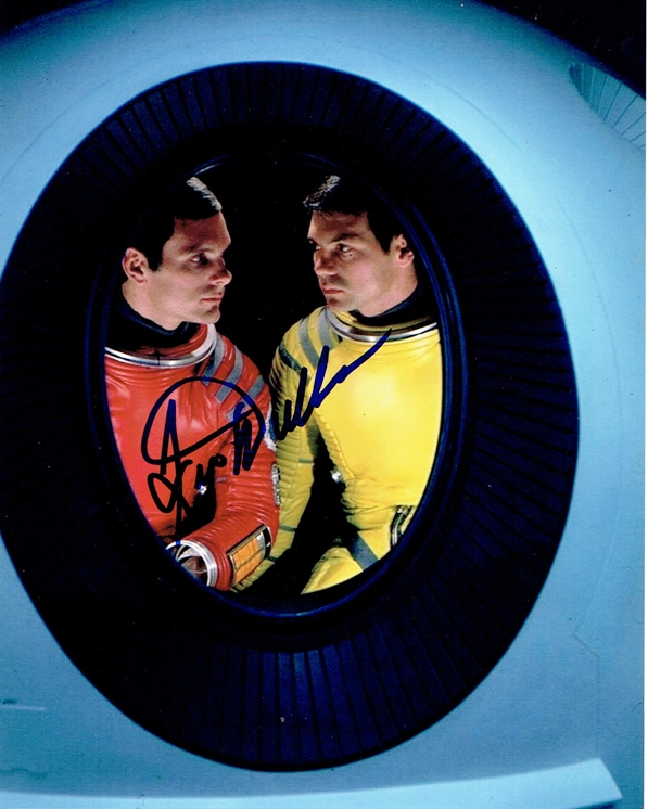 Keir Dullea Signed Photo