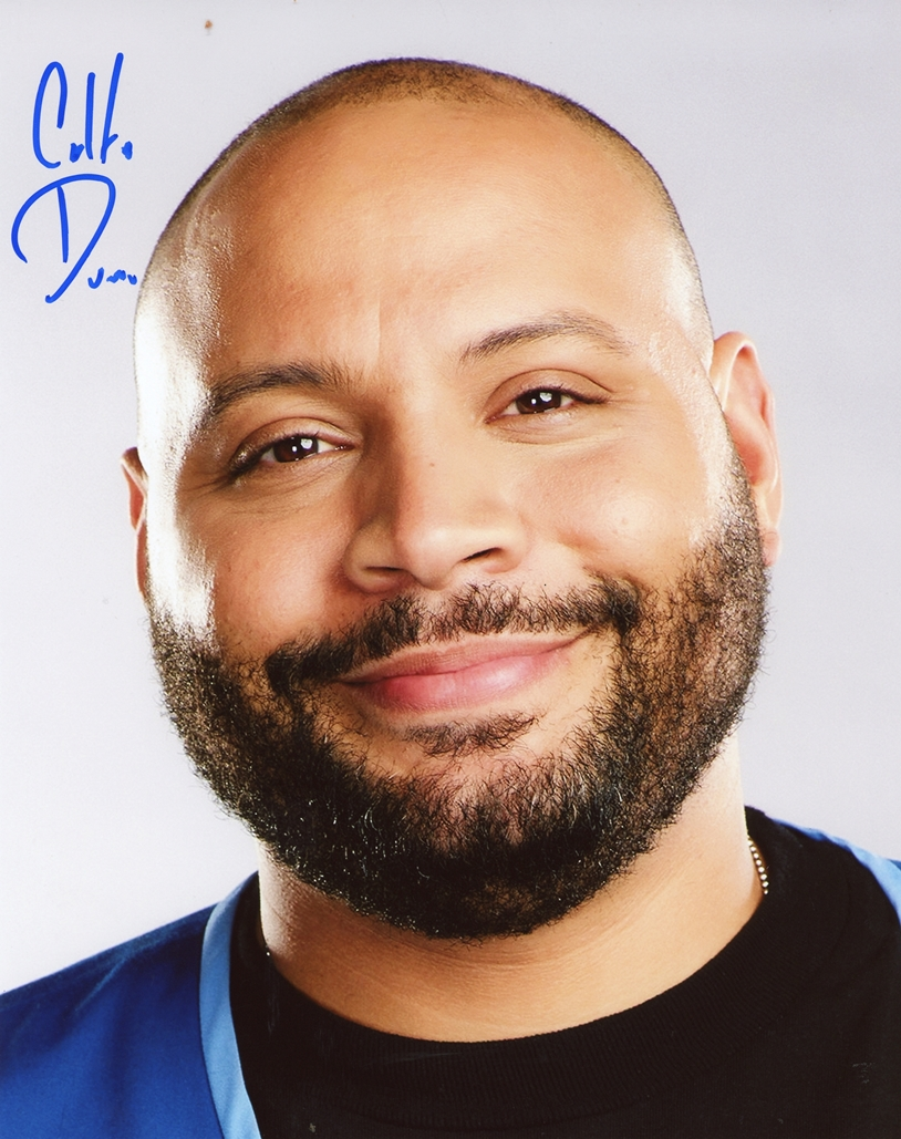 Colton Dunn Signed Photo