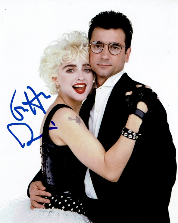 Griffin Dunne Signed Photo