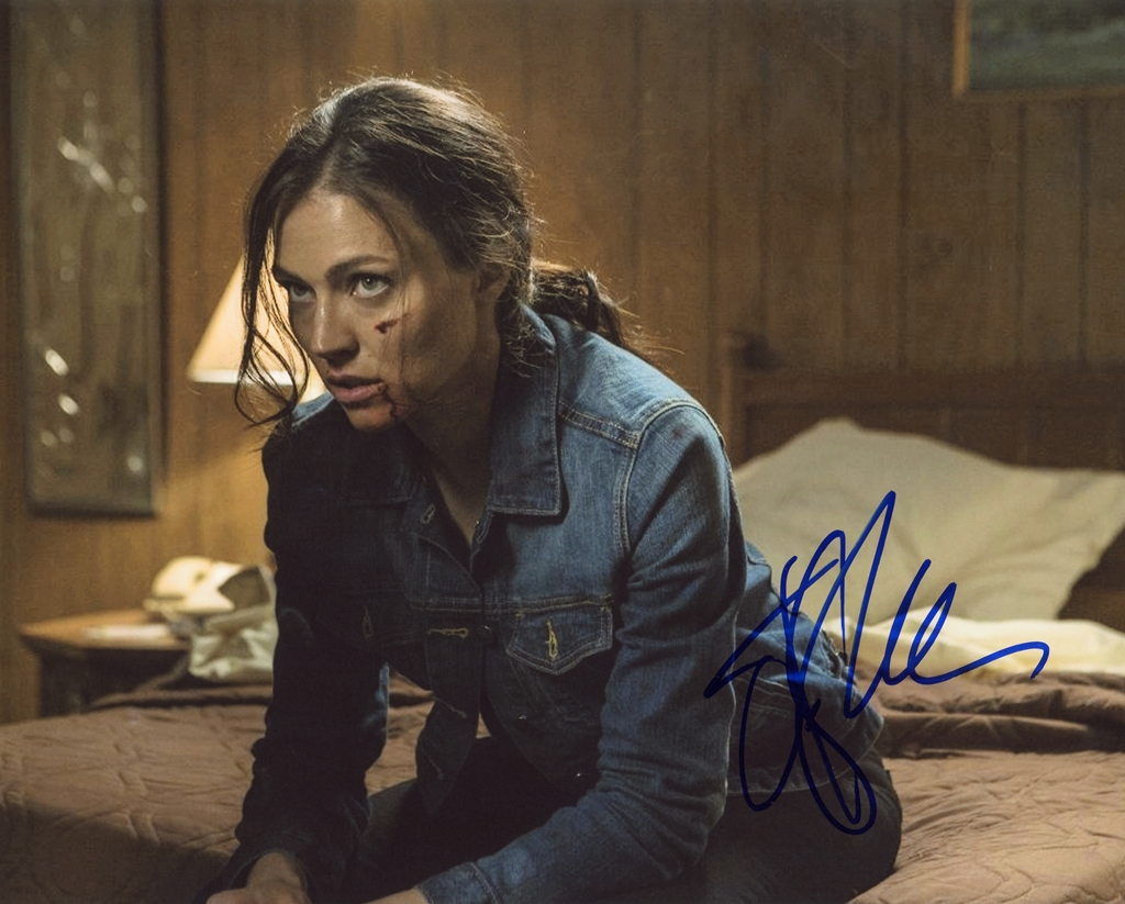 Trieste Kelly Dunn Signed Photo