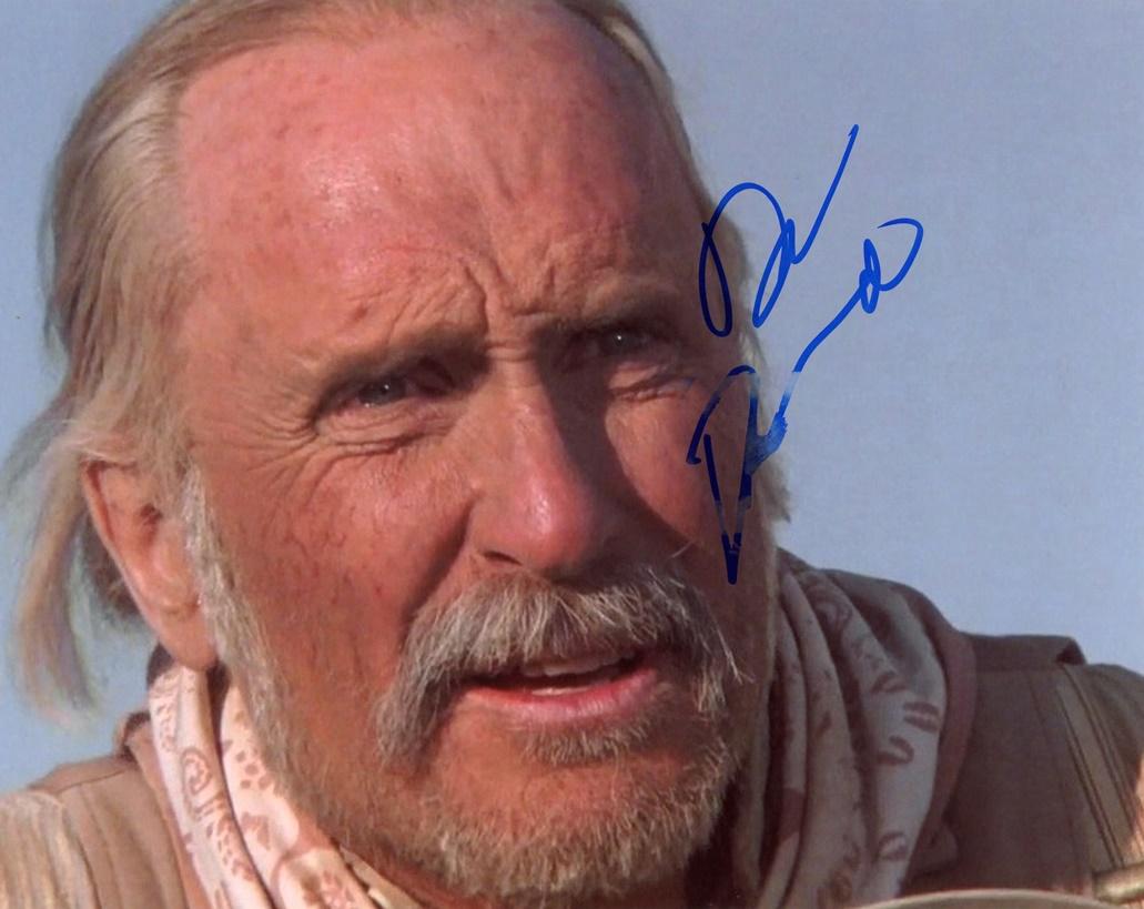 Robert Duvall Signed Photo