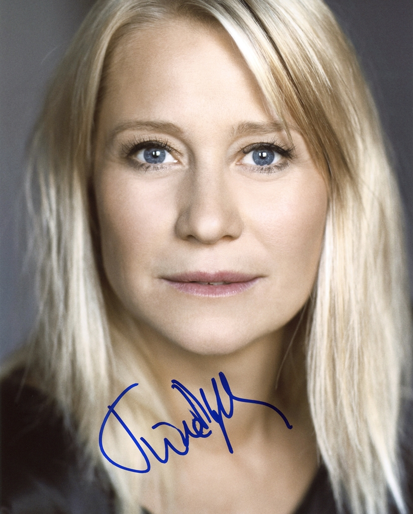 Trine Dyrholm Signed Photo