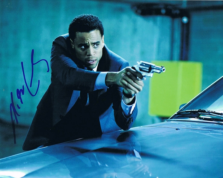 Michael Ealy Signed Photo