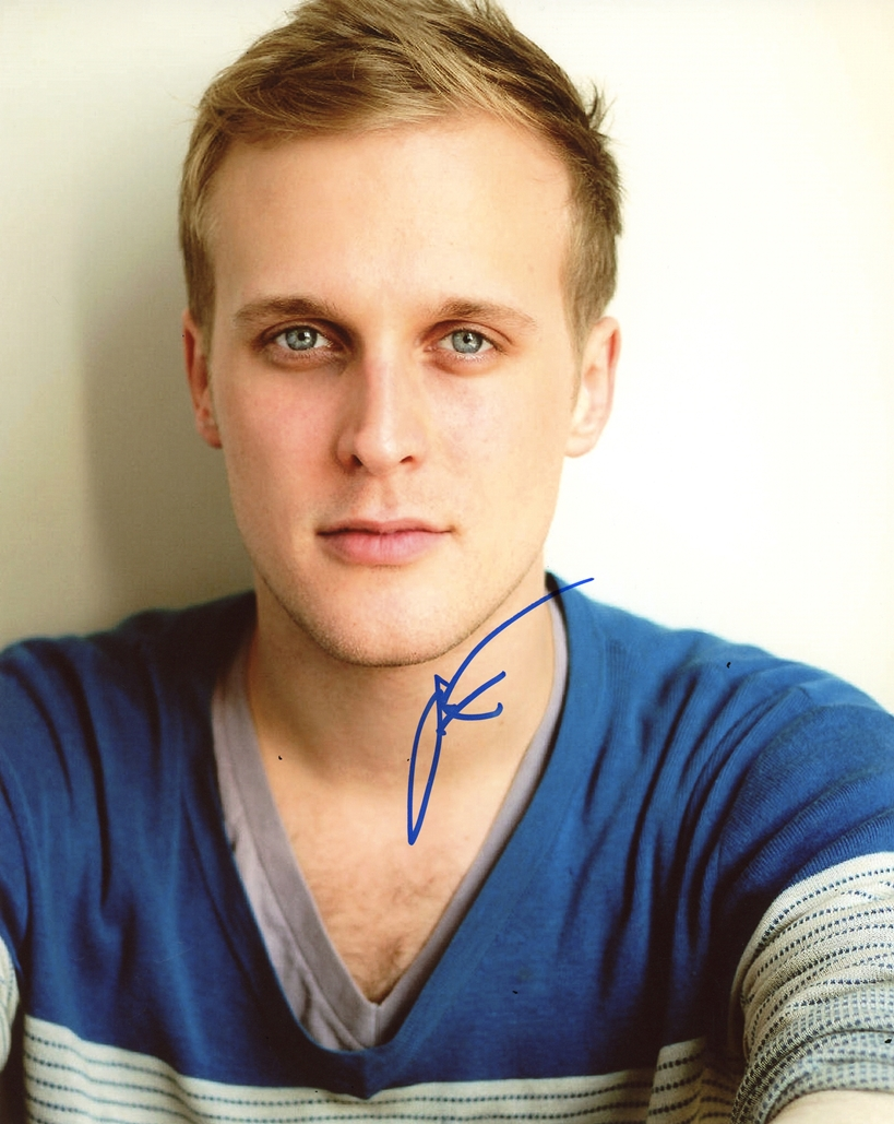 John Early Signed Photo